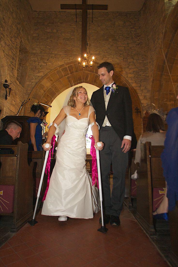 Anna Turney, a low level paraplegic - 113.5KB