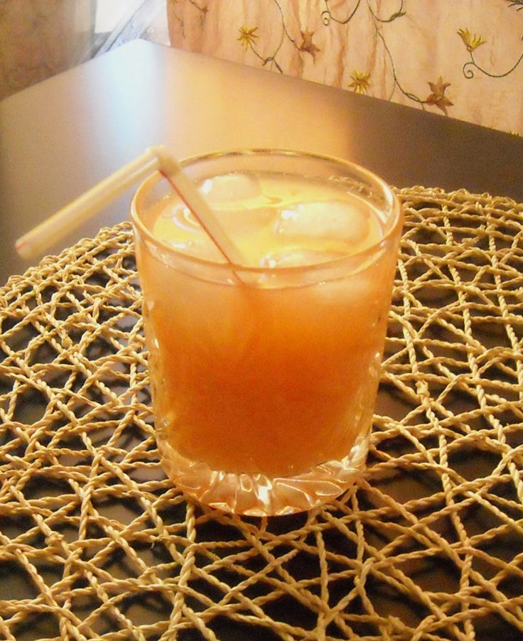 One of the top 10 most popular mixed drinks: Californication which is a spin off the Long Island Iced Tea