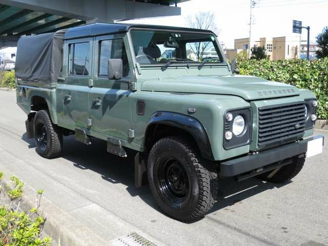 Keswick Green Lrc 799 Land Rover Defender Land Rover Jeep