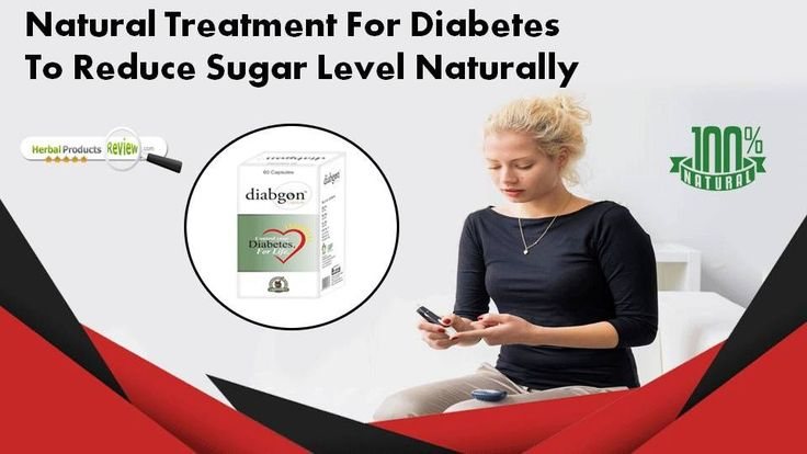 You can find natural treatment for diabetes at https://www.herbalproductsreview.com/type-2-diabetes-supplements-reviews.htm  Dear friend, in this video we are going to discuss about natural treatment for diabetes. Diabgon capsules keep blood glucose level within a normal range and prevent symptoms of type 2 diabetes including dizziness, headache, shaking, rapid heartbeat, moodiness, sweating and hunger.  Natural Treatment For Diabetes