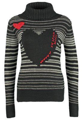 Dieser Pullover wird sich in dein Herz kuscheln! Desigual BARBARA - Strickpullover - negro für € 84,95 (30.01.16) versandkostenfrei bei Zalando.at bestellen.
