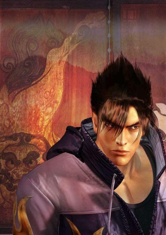 Jin kazama Render