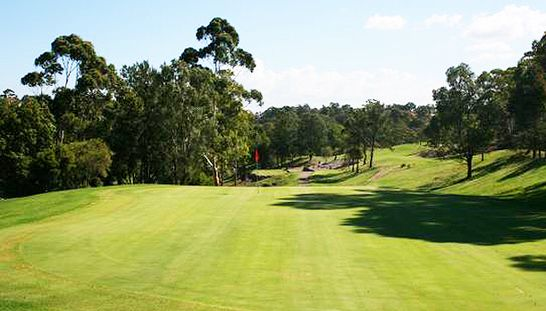 Enjoy 18 holes for two at the beautiful and tranquil Bardwell Valley Golf Course! This deal is included with a shared motorised cart. Normally $98, today just $49. Don't miss out on this opportunity to get half off on your golf game! #golf #golfsyd