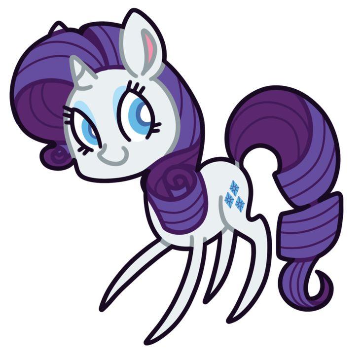 Happy Rarity by Looji | Mlp my little pony, Rarity, Mlp rarity