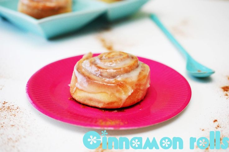Cinnamon rolls - Retete culinare by Teo's Kitchen