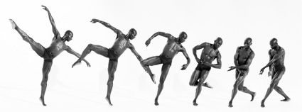 """Bodies in Motion"" photography series by Scott Eaton. Great reference material in this series!"