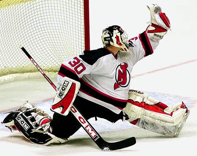 Martin Brodeur with cup - Google Search