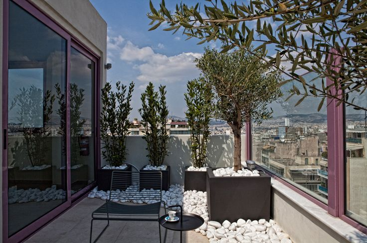 Rooftop Olive Garden