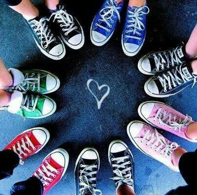 Cute Converse Photography