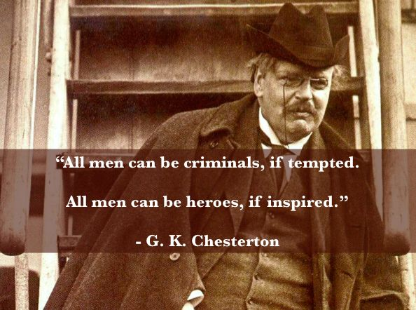 gk chesterton essays online Gilbert keith chesterton, kcsg (29 may 1874 – 14 june 1936), better known as g k chesterton, was an english writer, poet, philosopher, dramatist, journalist, orator, lay theologian, biographer, and literary and art critic chesterton is often referred to as the prince of paradox time magazine has observed of his writing.