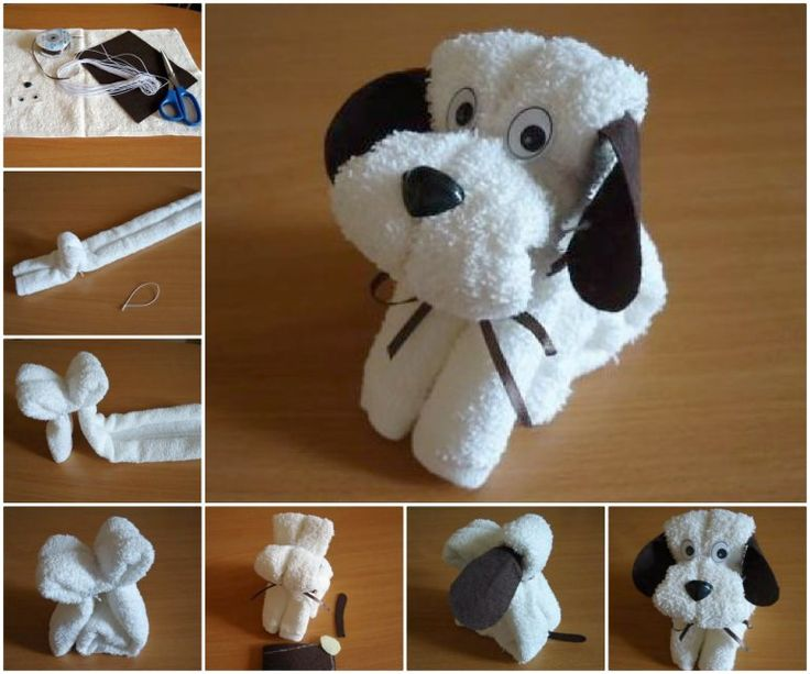How cute are these wash cloth puppies and they make the perfect wash cloth pet. They are easy to make too! Check out all the super cute versions now.