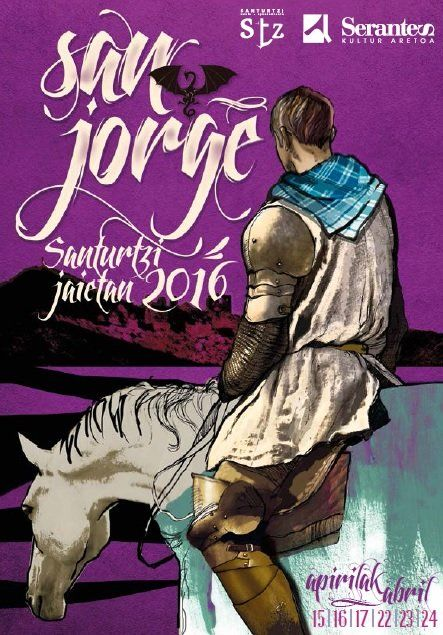 Fiestas de San Jorge 2016