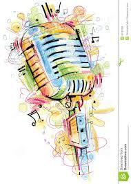 microfono dibujo - Buscar con Google