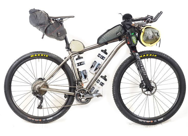 2016 Tour Divide Rigs