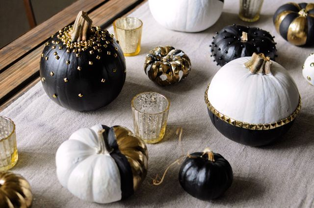 DIY Pumpkins You Don't Have to Carve