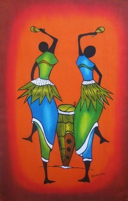 Buy African Art Direct, quality African art importers, Sydney.