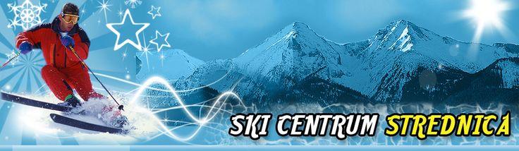 Ideálne stredisko pre vaše lyžiarske začiatky a prvé lyžiarske zážitky vašich detí.
