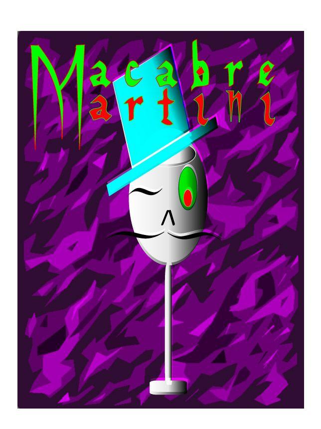 Macabre Martini