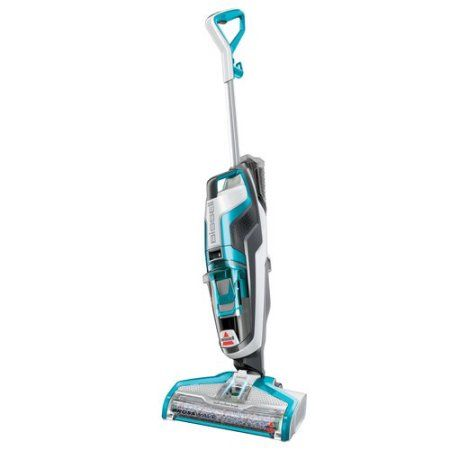 This is off an infomercial.  I think i can use this on the wood floors. Bissell CrossWave All-in-One Multi-Surface Cleaner, 1785W -