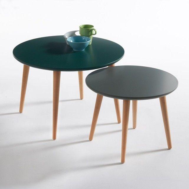 Las 25 mejores ideas sobre table basse gigogne en pinterest table gigogne - Table gigogne la redoute ...