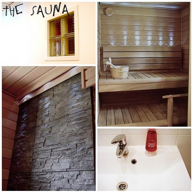 The finnish sauna <3