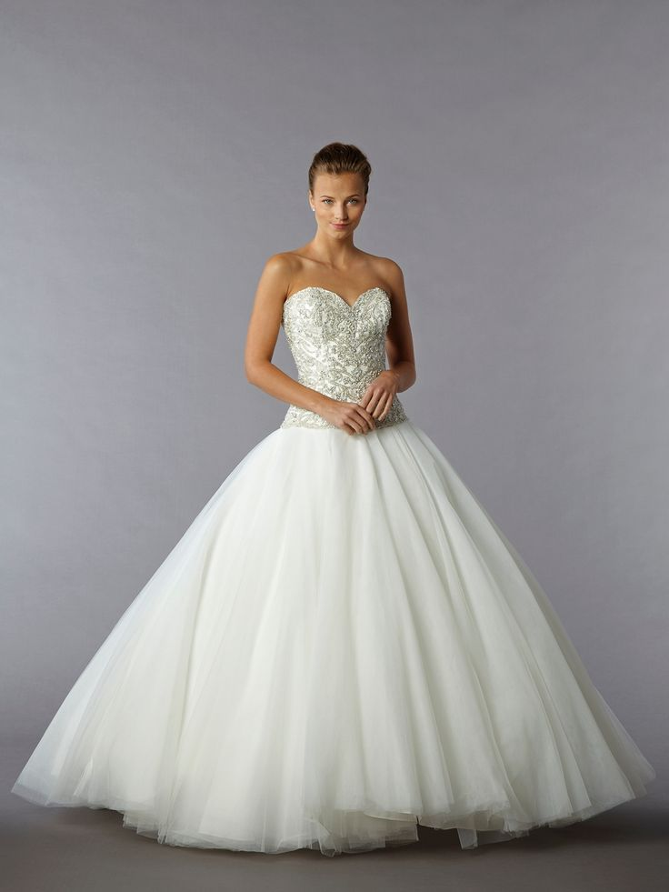 Perfect  best Dresses images on Pinterest Wedding dressses Marriage and Brides
