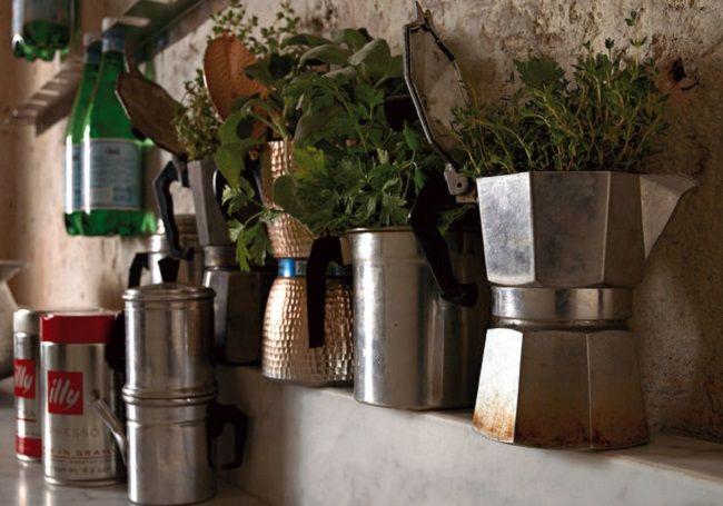 3 modi per riutilizzare la caffettiera con il fai da te: riciclo creativo per…