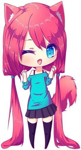 Resultado de imagem para anime  raposa kawaii