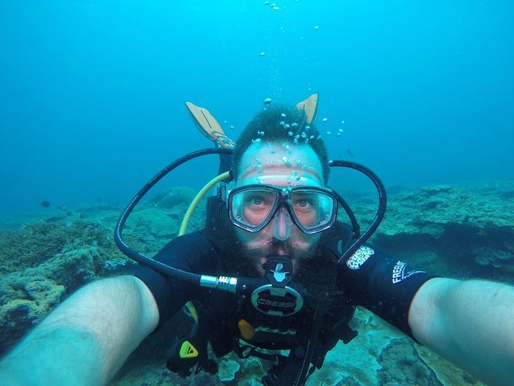 GoPro HD - Scuba Diving Miri Malaysia / Borneo