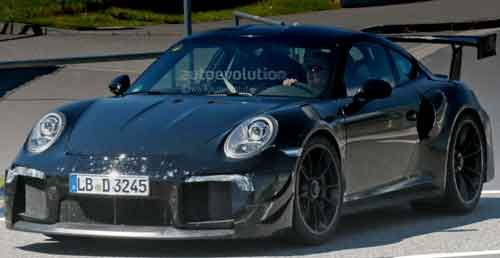 porsche 911 gt2 rs 2018 price specs spy shot leaked upcoming cars 2016. Black Bedroom Furniture Sets. Home Design Ideas