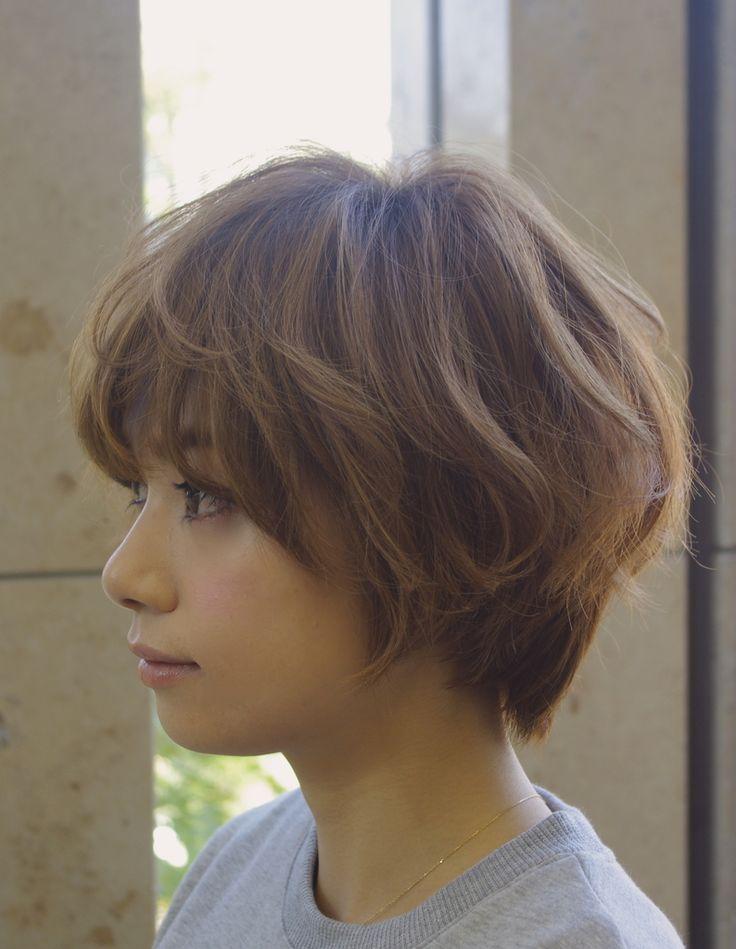フワクシュボリュームカール(ko-31) | ヘアカタログ・髪型・ヘアスタイル|AFLOAT(アフロート)表参道・銀座・名古屋の美容室・美容院