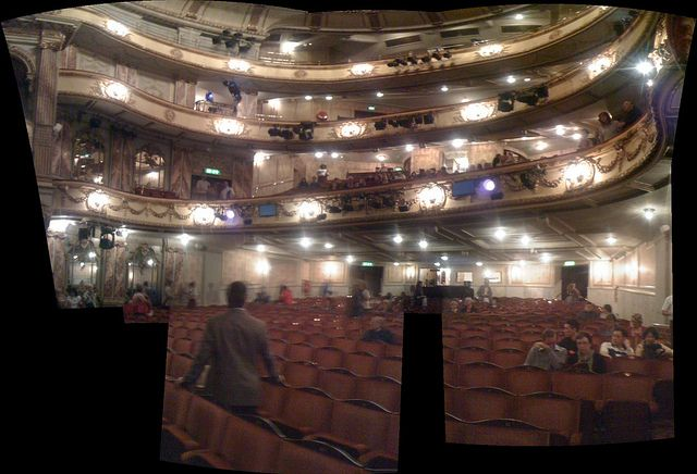 Novello theatre is accessible via various modes of for Balcony novello theatre