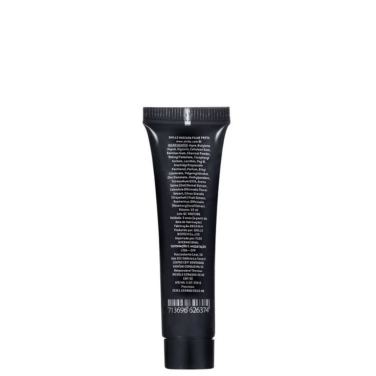 Shills Black Mask Peel Off Máscara 15ml - BelezanaWeb