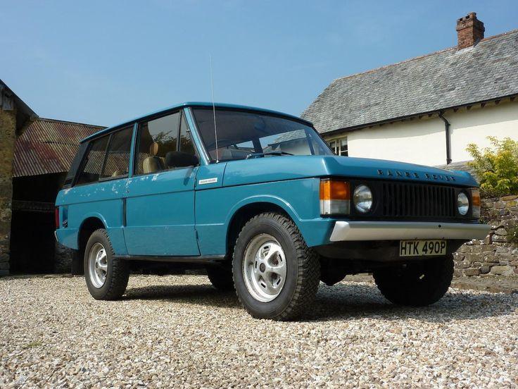 1975 LAND ROVER RANGE ROVER for sale, £42,500 | http://www.lro.com/detail/cars/4x4s/land-rover/range-rover/73345