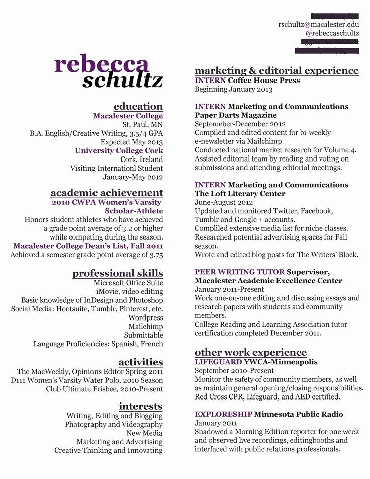 Entry Level Marketing Resume Best Of Entry Level Marketing Resume Marketing Resume Makeup Artist Resume Good Resume Examples