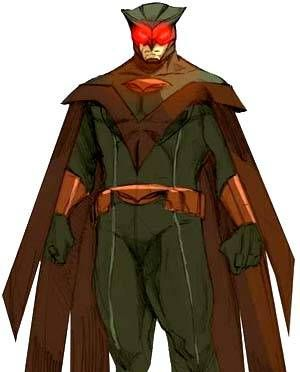 A former talk show personality, Roy Raymond JR. was selected by Batman to take his place as the Outsider's resident detective. Using Owl themed equipment gifted unto him by Batman, Roy takes his crusade against the scum of the Earth to the next level as Owlman.
