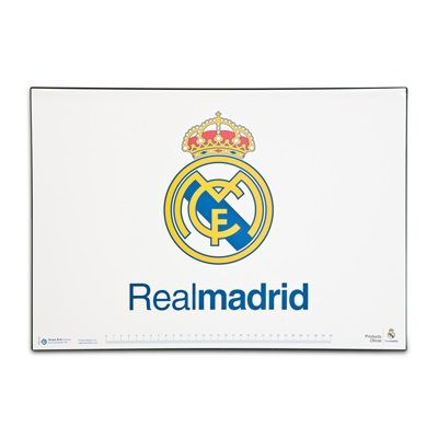 Real Madrid Crest Desk Mat – 34.5cm x 49.5cm: Real Madrid Crest Desk Mat – 34.5cm x 49.5cm Real Madrid Crest Desk Mat – 34.5cm… #Sportswear