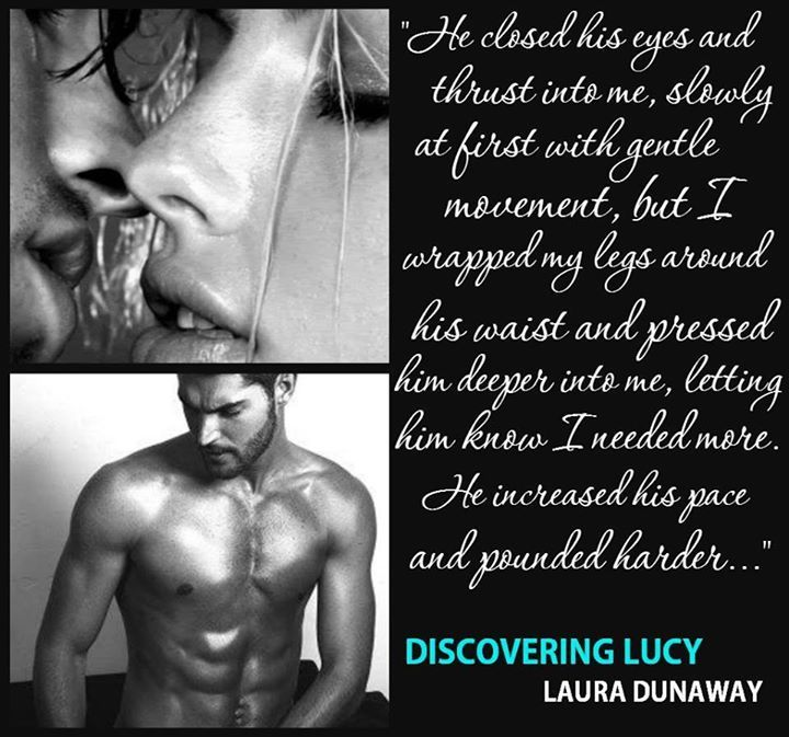 *Teaser* I can't wait to read Discovering Lucy by Laura Dunaway!