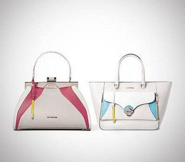 Collezione borse Cromia Primavera Estate 2014 - #cromia #bags #bag
