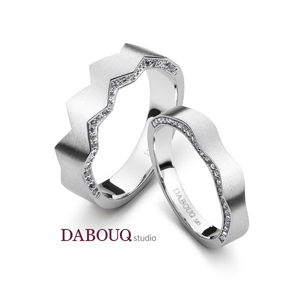 Dabouq Studio Couple Ring - DR0018 - Simple+ #DABOUQ #Jewelry #쥬얼리 #CoupleRing #커플링 #ProposeRing #프로포즈링 #프로포즈반지 #반지 #결혼반지 #Dai반지 #Diamond #Wedding_Ring #Wedding_Band #Gold #White_Gold #Pink_Gold #Rose_Gold