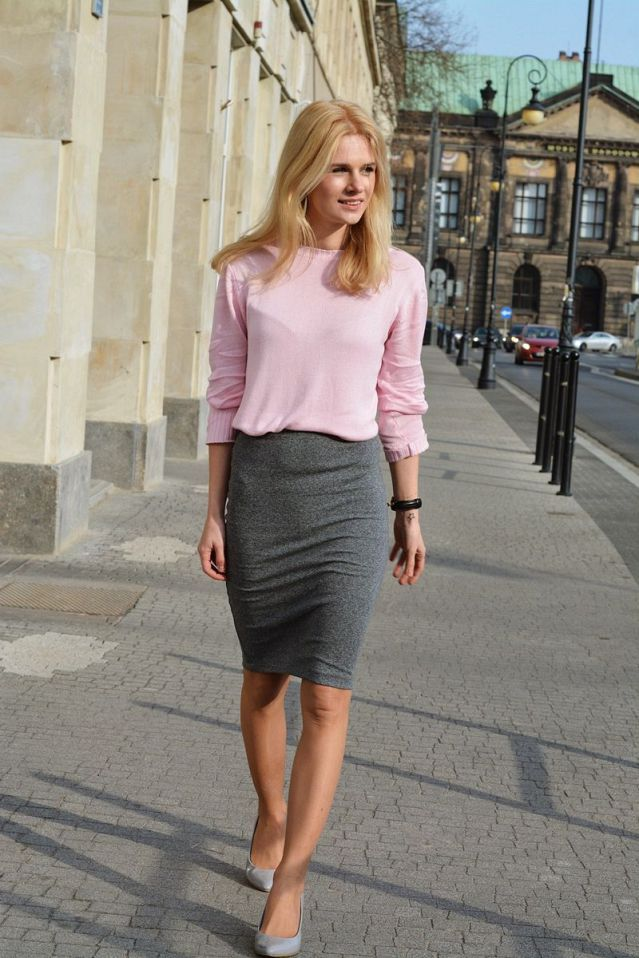 Trendy Business Casual Work Outfits For Woman 90