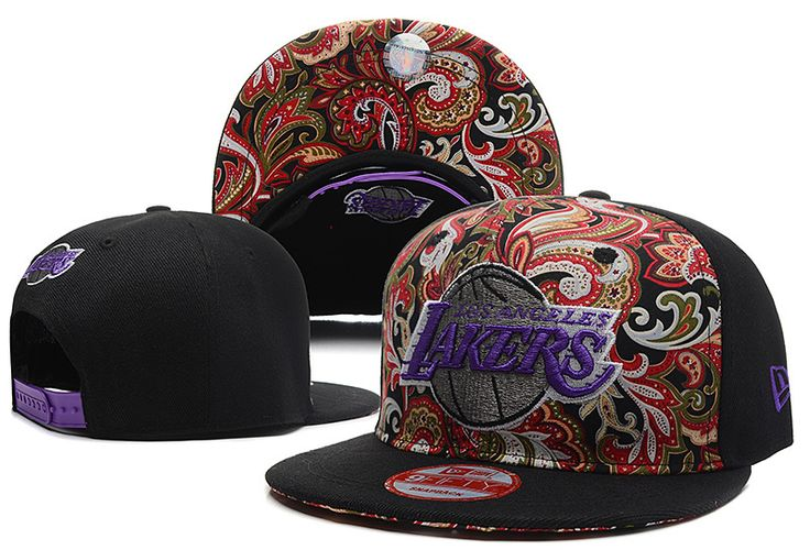 NBA los angeles lakers snapback caps more than 100 styles! #NBA #lakers #cap #snapback #hat #hiphop #street #fashion #purple #cotton