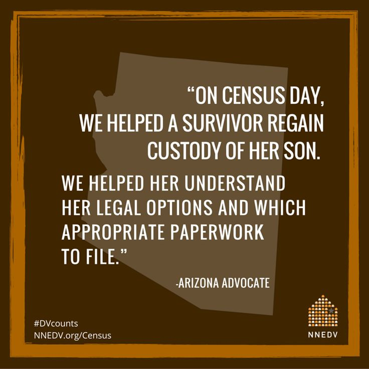 The #DVcounts Census captures stories and statistics from a single day across the United States! Learn more: http://NNEDV.org/Census