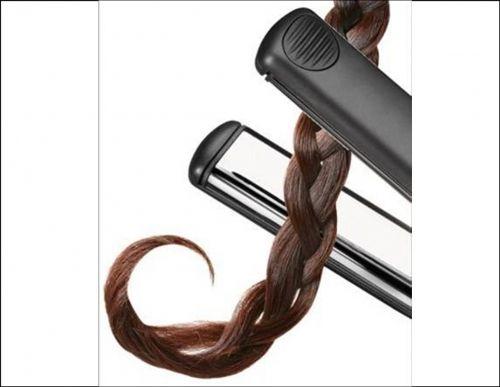 Создаем красивые локоны утюжком для волос / Красота / trendy