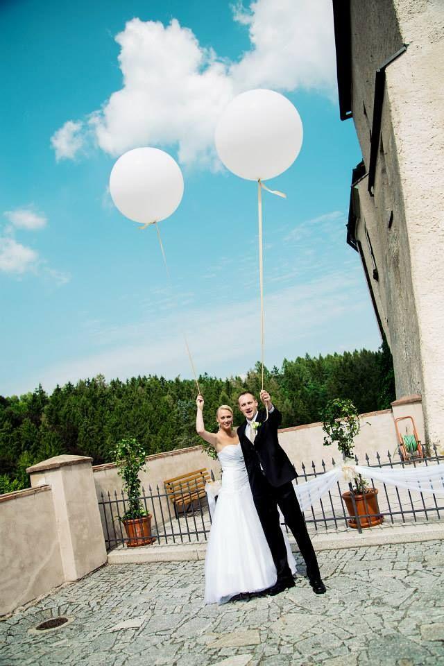 Jumbo balónky