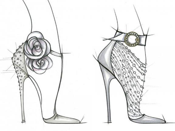 Fantastic Sketches Or Patterns Sketch Wedding Dresses For Images Sports Wear