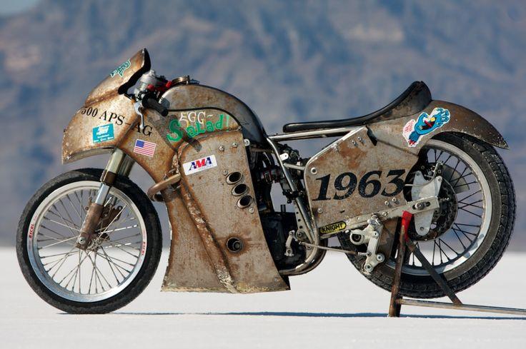 Egg Salad by Super Rat Motorcycles