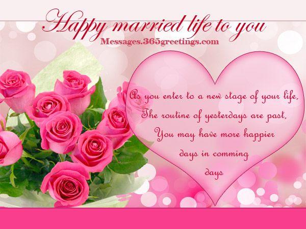 Top 25+ best Marriage Congratulations Message ideas on Pinterest ...