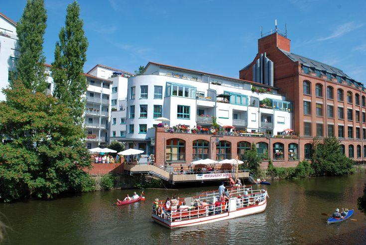 MS Weltfrieden - Bootsfahrten in Leipzig