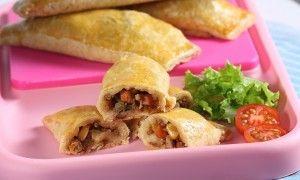 Pie gulung sayuran - Tabloid Nakita